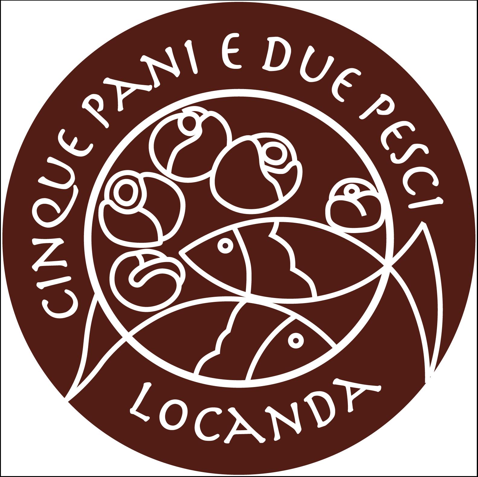 Logo Locanda Cinque Pani e Due Pesci